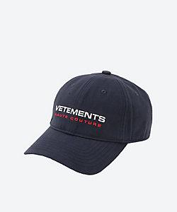 VETEMENTS/ヴェトモン キャップ 1S30 UE51CA800N