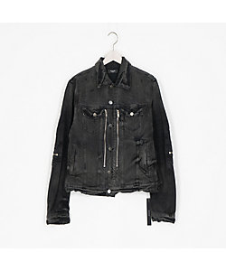AMIRI(Men)/アミリ デニムブルゾン(20S-6P-MX2 Trucker Jacket)