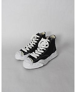 MAISON MIHARA YASUHIRO(Men)/メゾン ミハラ ヤスヒロ ハイカットスニーカー Original Sole Canvas Hitop Sneaker