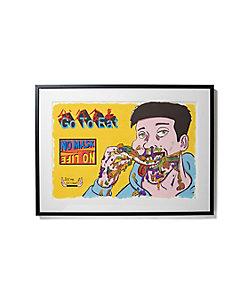 鬼塚ネオ(NEONiO) (Men)/オニツカネオ(ネオニオ) 絵画 Go To Eat 2020