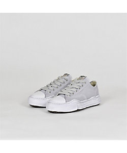MAISON MIHARA YASUHIRO(Men)/メゾン ミハラ ヤスヒロ スニーカー Original Sole Over Dyed Canvas Low Cut Sneaker