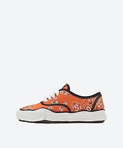 MAISON MIHARA YASUHIRO(Men)/メゾン ミハラ ヤスヒロ スニーカー BAKER Original Sole Bandana Low Cut Sneaker