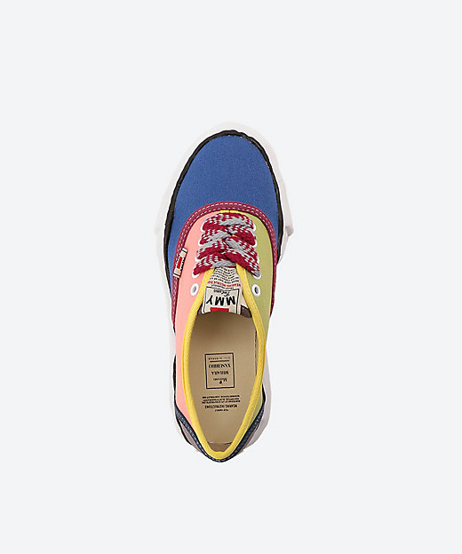 スニーカー 21SS 27 A06FW733 BAKER OG Sole Multi Color Low-top Sneaker