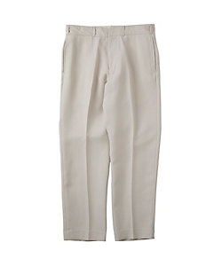 saby(Men)/サバイ パンツ POLY WORK PANTS Fully Dull Span Twill