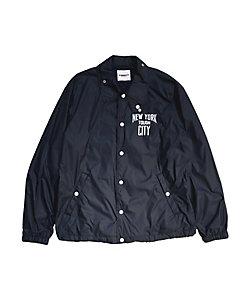 TAKAHIROMIYASHITATheSoloist./タカヒロミヤシタザソロイスト. コーチジャケット NEW YORK TOUGH CITY coach jacket.
