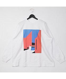 Graphpaper(Men)/グラフペーパー ロングスリーブTシャツ(TypeA/NAGAI HIROSHIー2)