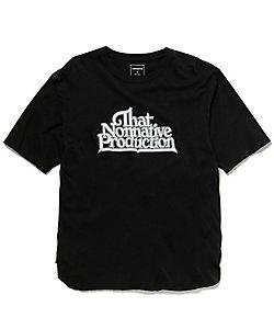 nonnative(Men)/ノンネイティブ 半袖プリントTシャツ TEAM TEE NN-T3707