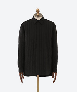 AURALEE(Men)/オーラリー カジュアルシャツ SUVIN HIGH COUNT CLOTH QUILTING SHIRTS A20AS01SK