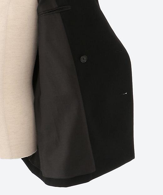 ジャケット WOOL MAX GABARDINE DOUBLE BREASTED JACKET A20AJ01MG