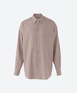 AURALEE(Men)/オーラリー カジュアルシャツ WASHED FINX TWILL BIG SHIRTS A20AS02TN