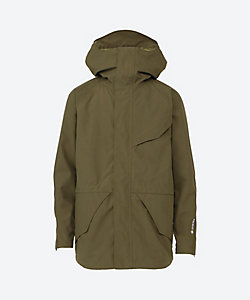 nonnative(Men)/ノンネイティブ ブルゾン HIKER HOODED JACKET NYLON WEATHER WITH GORE TEX NN J3807