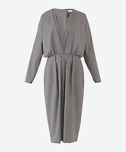 SEEALL(WOMEN)/シーオール LAYERED DRESS