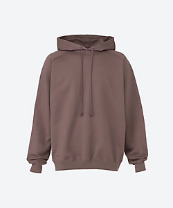 AURALEE(Men)/オーラリー スウェットパーカ SUPER SOFT SWEAT BIG P/O PARKA A21SP01GU