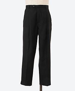 "lownn(Men)/ロウン ワイドパンツ ""Neo"" Pleated wide trousers FW20 NEO"