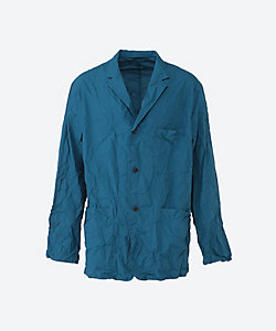 Graphpaper(Men)/グラフペーパー ワークジャケット Wrinkled French Work Jacket GM211 20087