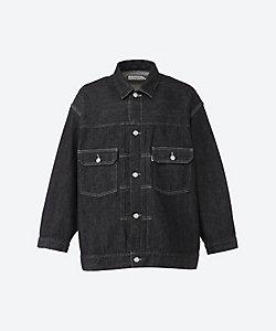 Graphpaper(Men)/グラフペーパー デニムジャケット Colorfast Denim Jacket GM211 30095B