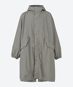 Graphpaper(Men)/グラフペーパー モッズコート Garment Dyed Poplin Mods Coat GM211 10031