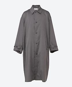 Graphpaper(Men)/グラフペーパー シャツコート Cupro Shirt Coat GM211 10059