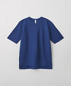 CFCL (Men)/シーエフシーエル 別注ショートリーブTシャツ GARTER HALF SLEEVE T CF001KN019