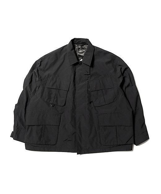 ×<WEEKEND> Tech Jungle Fatigue Jacket 1S DW 03