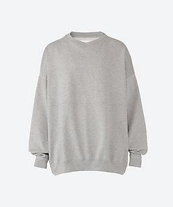 MARKAWARE(Men)/マーカウェア スウェットシャツ HEAVY FLEECE HUGE SWEAT SHIRT A21A 12CS01C