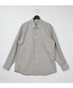 AURALEE(Men)/オーラリー チェックシャツ/A20SS01LC