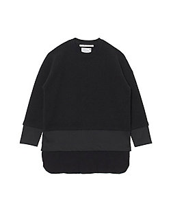 White Mountaineering/ホワイトマウンテニアリング カットソー TRIPLE LAYERED LONG SLEEVES T-SHIRT WM2073521