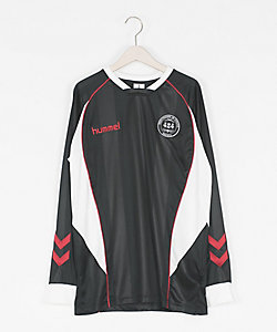 424(Men)/フォートゥーフォー サッカーシャツ 202693 HML × 424 II FOURTWOFOUR JERSY L/S