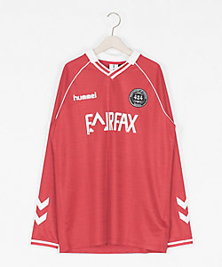 424(Men)/フォートゥーフォー サッカーシャツ 202692 HML × 424 II FAIRFAX JERSEY L/S