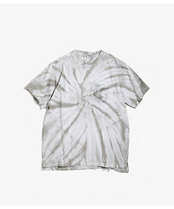 Engineered Garments(Men)/エンジニアド ガーメンツ Tシャツ CROSS CREW NECK T-SHIRTーLOGO / TIE DYE GH513