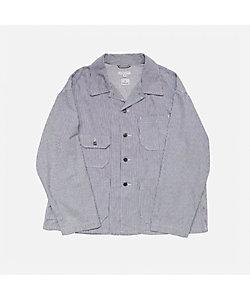 ジャケット EG SHIRTS JKT (STRIPE)19-04-6-002