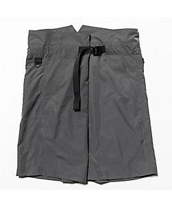 meanswhile/ミーンズワイル ショートパンツ Nylon Wrap Board Shorts MW PT20105