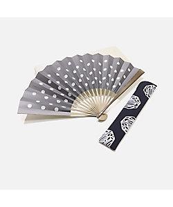 Charcoal TOKYO (Men)/チャコール トーキョー IBASEN×Charcoal 扇子 IBASEN Octagon Sensu20 01 7 100