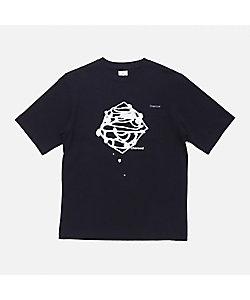 Charcoal TOKYO (Men)/チャコール トーキョー ORIGINAL Charcoal Tシャツ OC 29 Spray Print  SS21 01 1 306