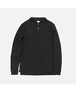 Charcoal TOKYO (Men)/チャコール トーキョー ポロシャツ OC USA PIQUE POLO W L/S 21 01 1 104