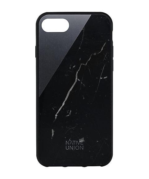 <タンタン> スマートフォンケース(iPhone7/8対応)(NU-C-MB-7) クロ 【三越・伊勢丹/公式】