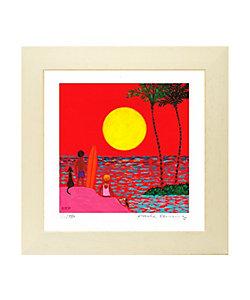 edom(Men)/エドム Red Sunset - Hawaii