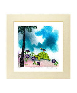 edom(Men)/エドム Turtles Never Hurry - Hawaii