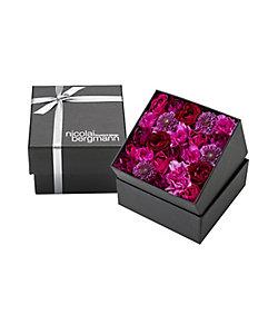 Nicolai Bergmann Flowers & Design/ニコライ バーグマン フラワーズ & デザイン 【7】母の日 フレッシュフラワーボックスSレッド 5月6日(木)~5月9日(日)届け