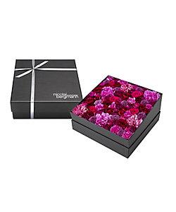Nicolai Bergmann Flowers & Design/ニコライ バーグマン フラワーズ & デザイン 【9】母の日 フレッシュフラワーボックスLレッド 5月6日(木)~5月9日(日)届け