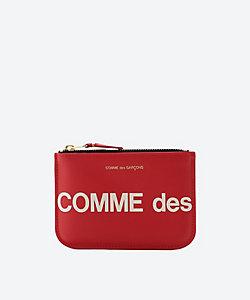 Wallet COMME des GARCONS(Men)/ウォレット コム デ ギャルソン ZIPポーチ(小)(8Z-T081-051)