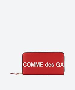 Wallet COMME des GARCONS(Men)/ウォレット コム デ ギャルソン 二つ折りZIP長財布B(8Z-T101-051)