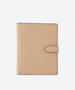 SMYTHSON/スマイソン タブ付きパスポートケース