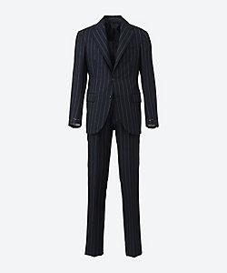 SARTORIA DALCUORE(Men)/サルトリア・ダルクオーレ ストライプ シングル 3ボタン スーツ