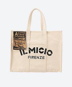 il Micio(Men)/イル・ミーチョ キャンバストート