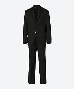 Belvest(Men)/ベルベスト シングル 3ボタン ワンプリーツ スーツ A70645S