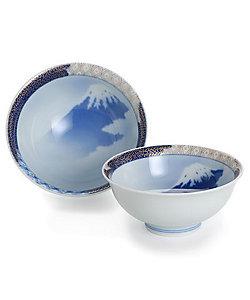 深川製磁/フカガワセイジ 富士山 飯碗