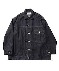 beautiful people/ビューティフルピープル selvage denim big blouson