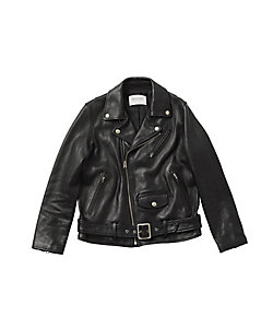 beautiful people/ビューティフルピープル vintage leather riders jacket