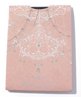 <ローズティアラL/Rose Tiara L>【大きいサイズ対応】80デニールタイツ グレー<三越・伊勢丹/公式>